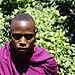Masai staring